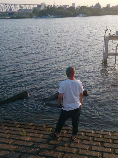 まだまだ釣れない